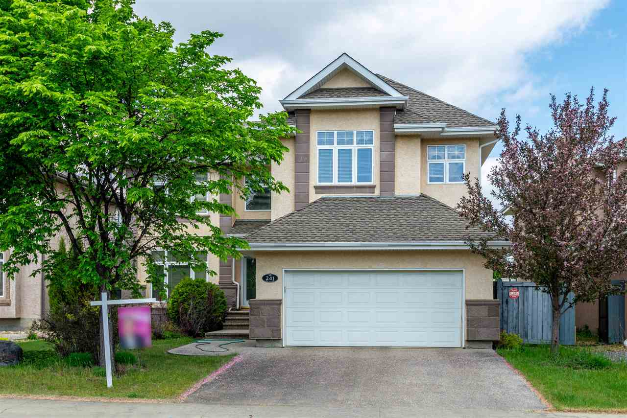 MLS® listing #E4162805 for sale located at 241 TORY Crescent