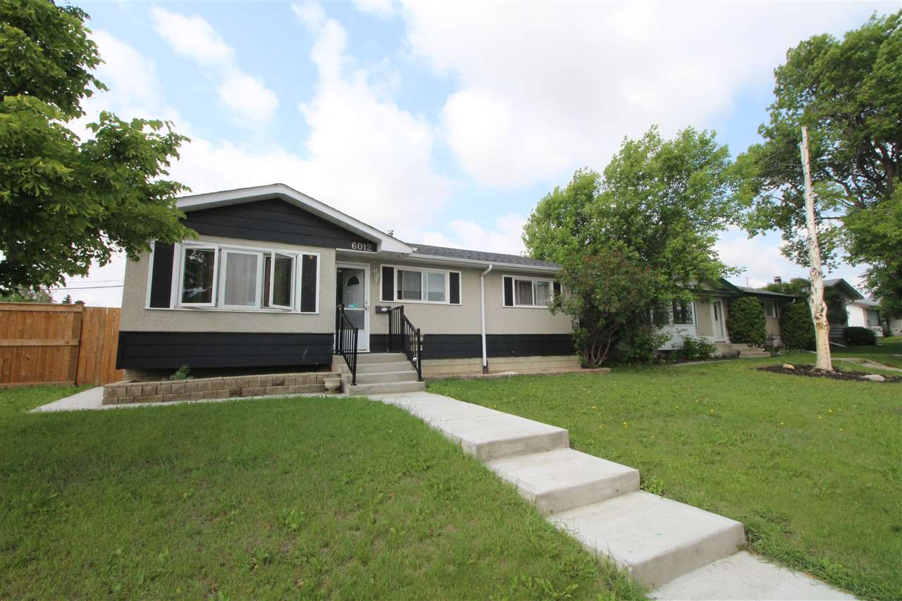 MLS® listing #E4162819 for sale located at 6012 142 Avenue