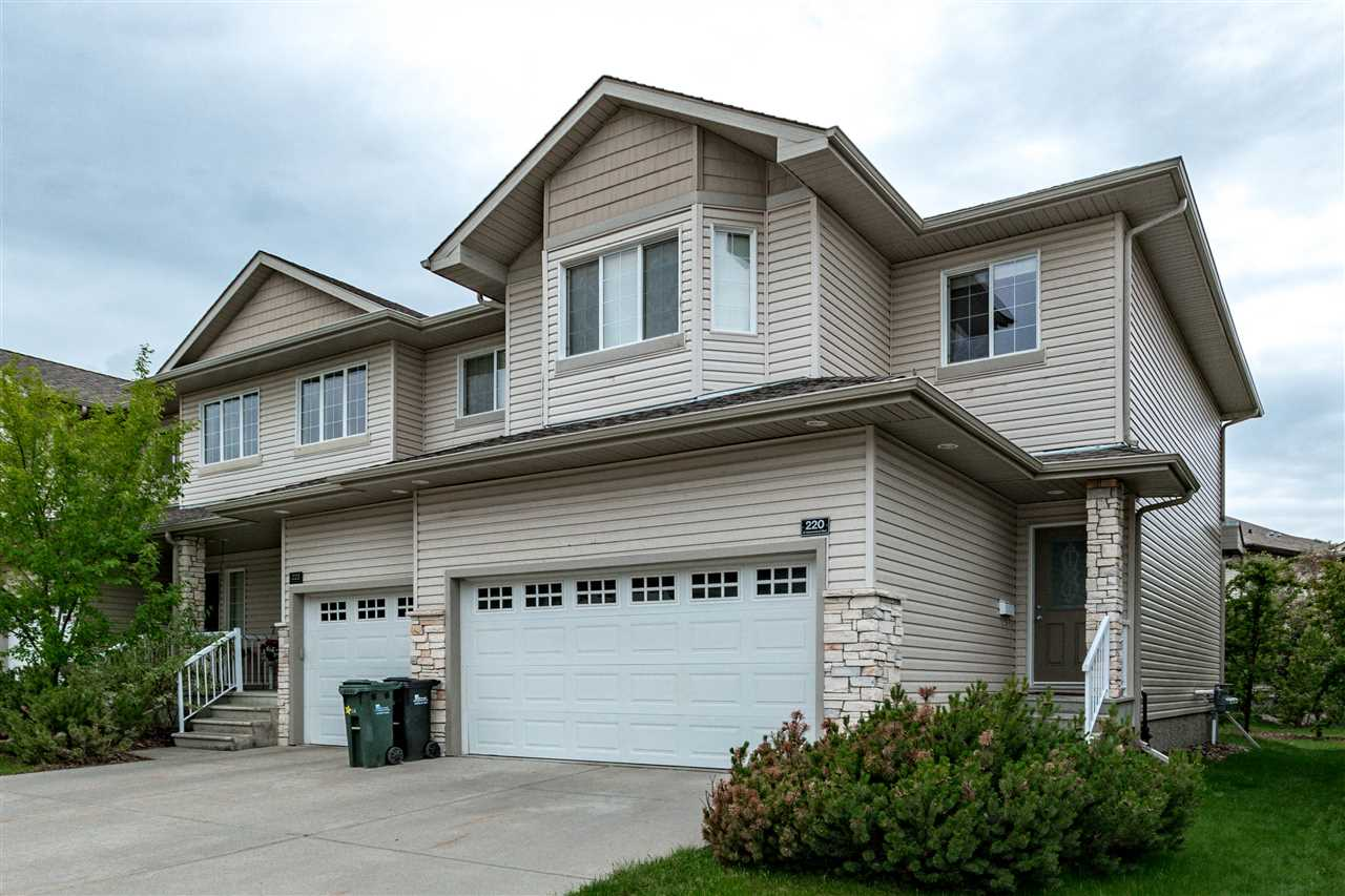 MLS® listing #E4162829 for sale located at 220 41 SUMMERWOOD Boulevard