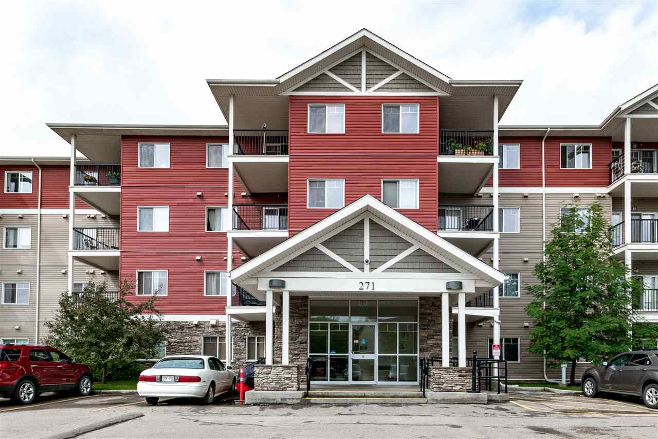 MLS® listing #E4162832 for sale located at 219 271 CHARLOTTE Way