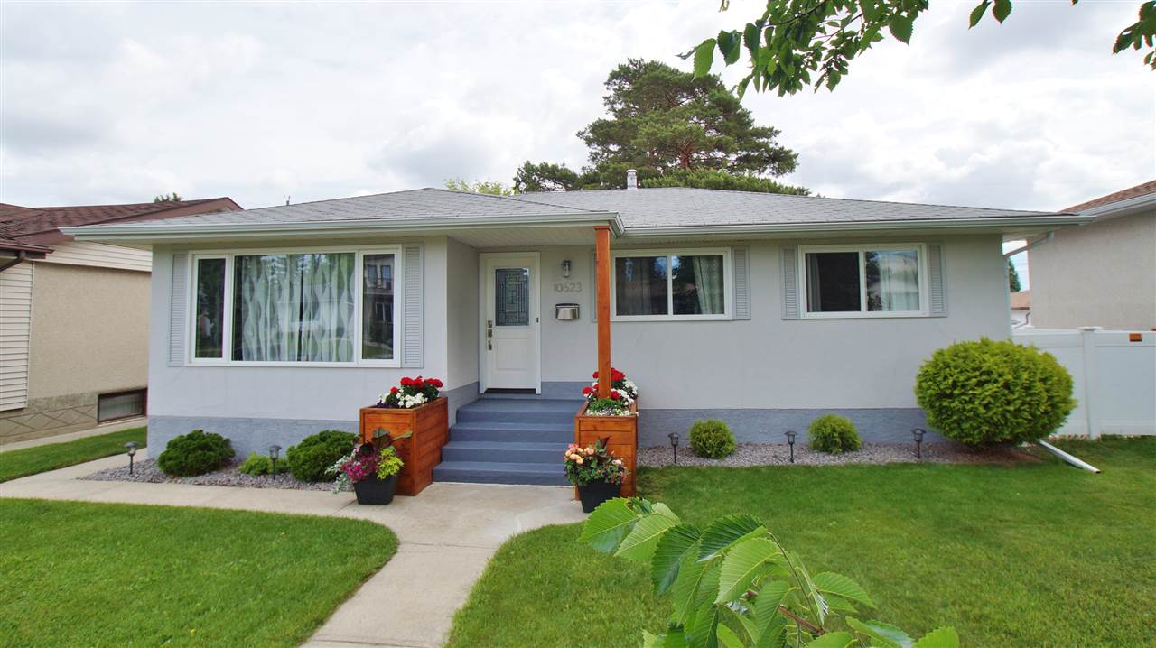 MLS® listing #E4162845 for sale located at 10623 75 Street