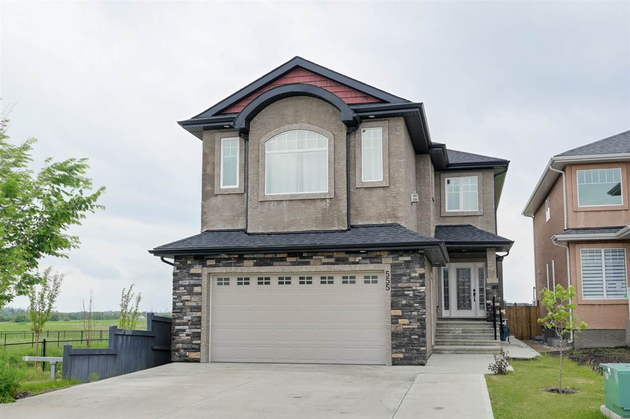 MLS® listing #E4162846 for sale located at 555 ALBANY Way