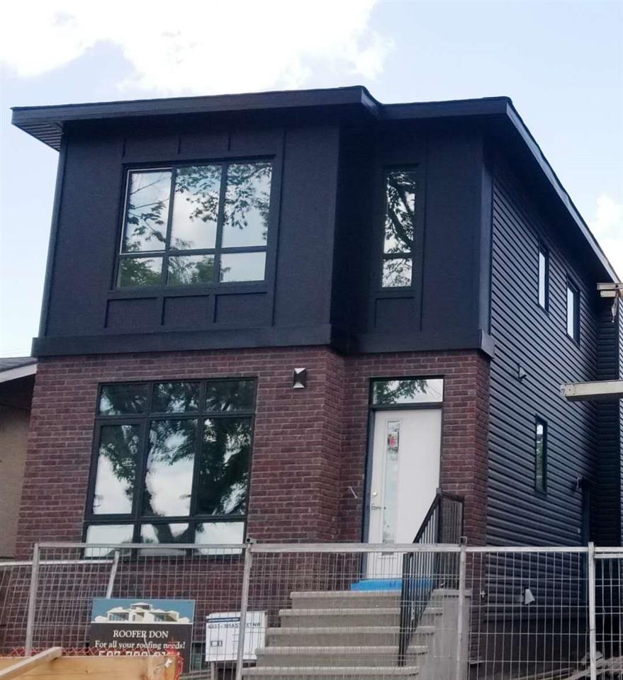 MLS® listing #E4162849 for sale located at 6333 105a Street
