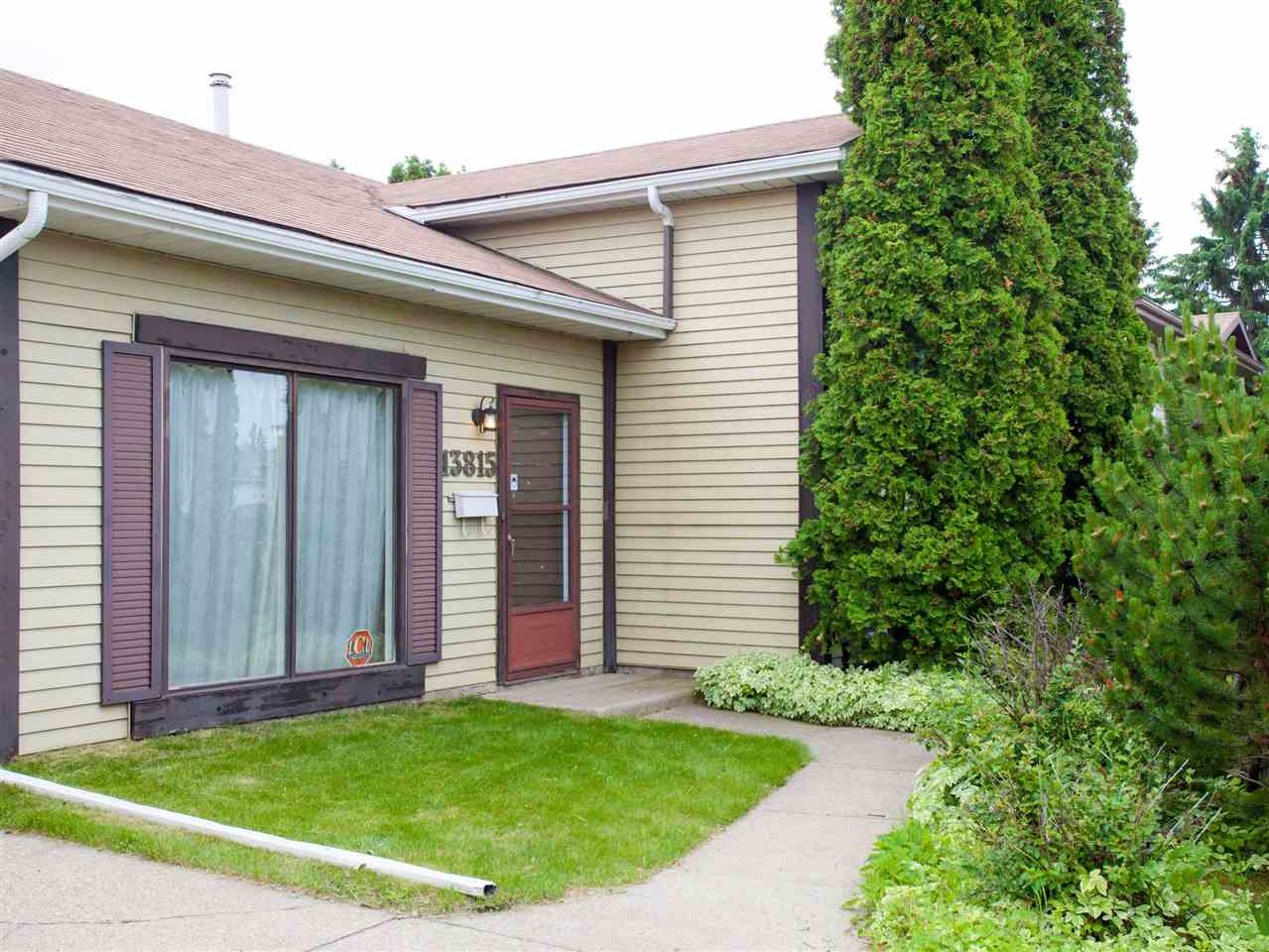 MLS® listing #E4162856 for sale located at 13815 25 Street