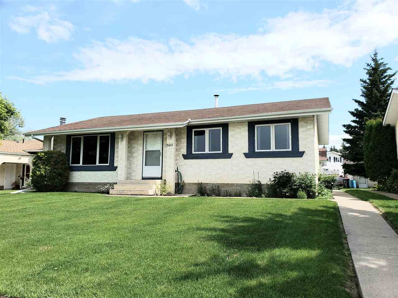 MLS® listing #E4162866 for sale located at 5011 45 Street
