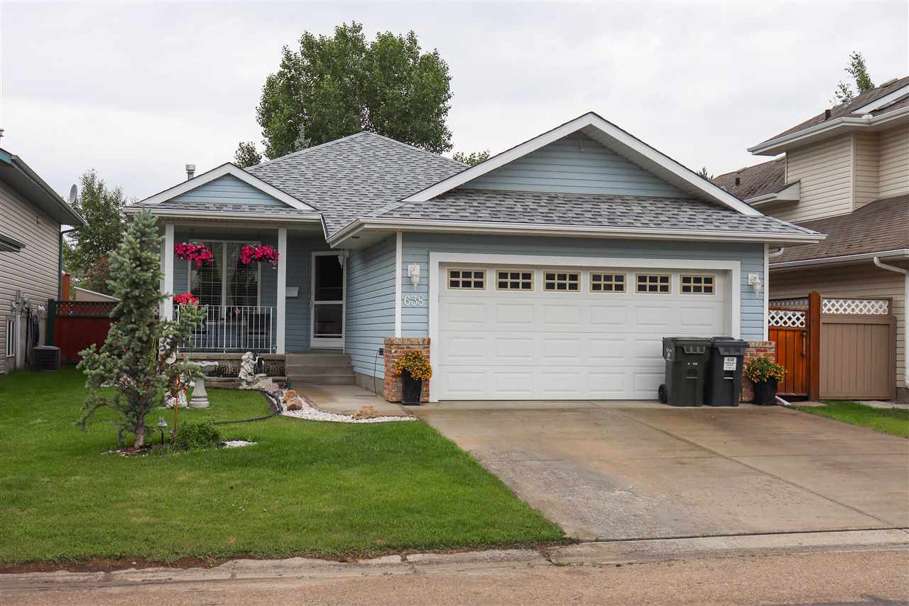 MLS® listing #E4162915 for sale located at 638 KANANASKIS Place
