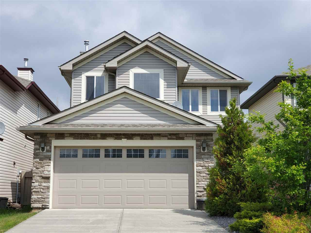 MLS® listing #E4162916 for sale located at 7420 SINGER Landing