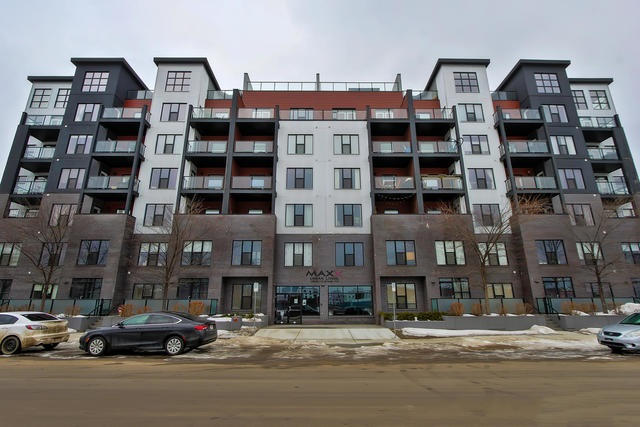 MLS® listing #E4162969 for sale located at 413 10518 113 Street