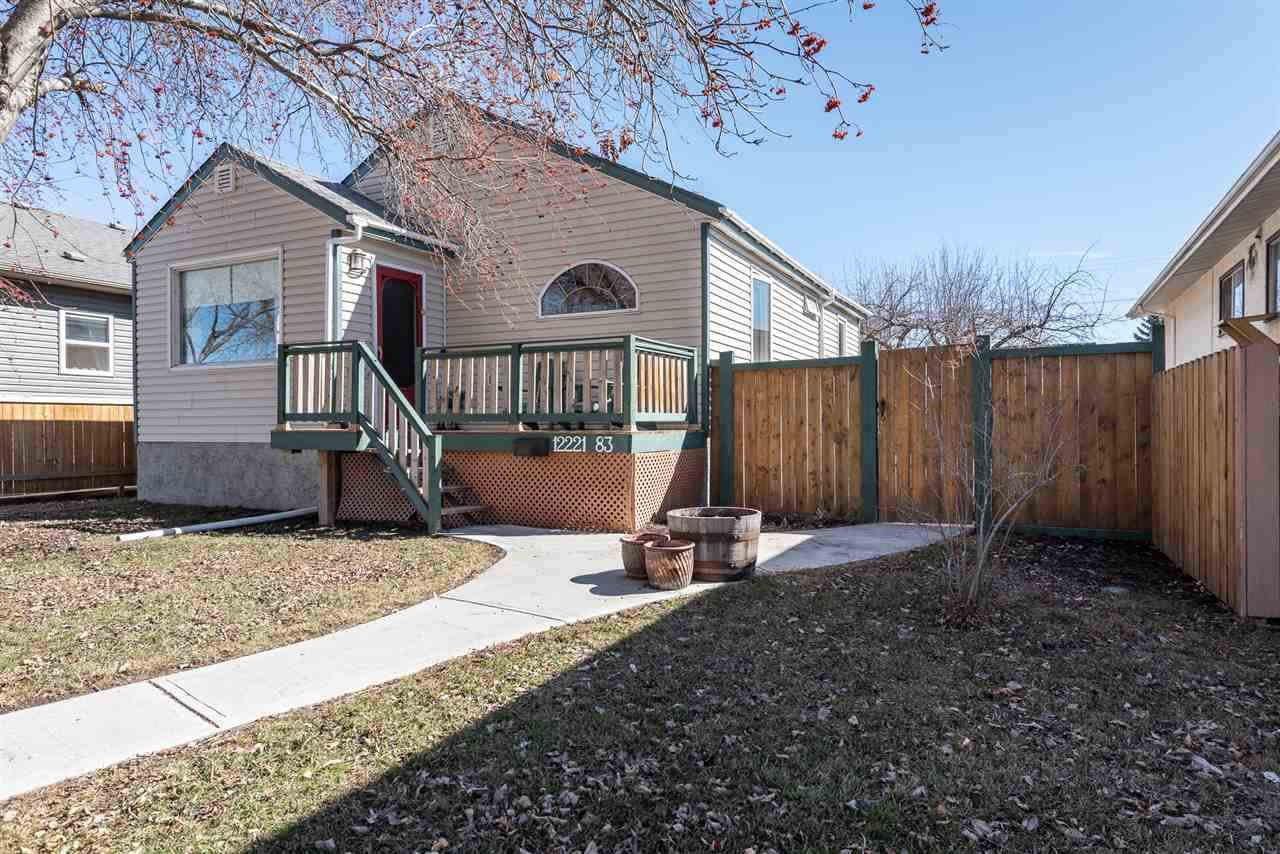 MLS® listing #E4163029 for sale located at 12221 83 Street