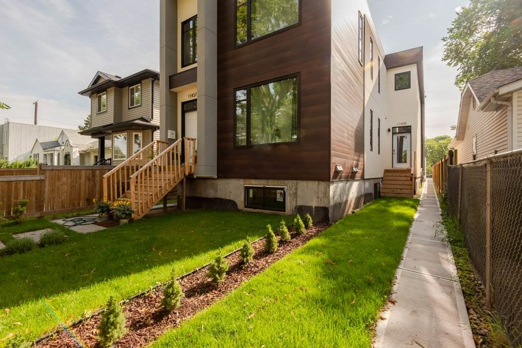 MLS® listing #E4163034 for sale located at 11435 101 Street