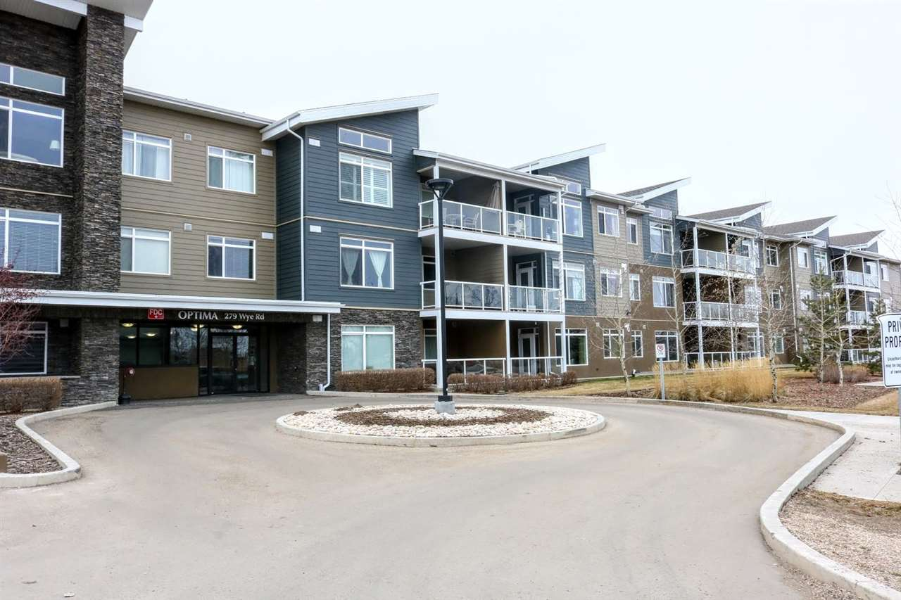 MLS® listing #E4163044 for sale located at 211 279 Wye Road