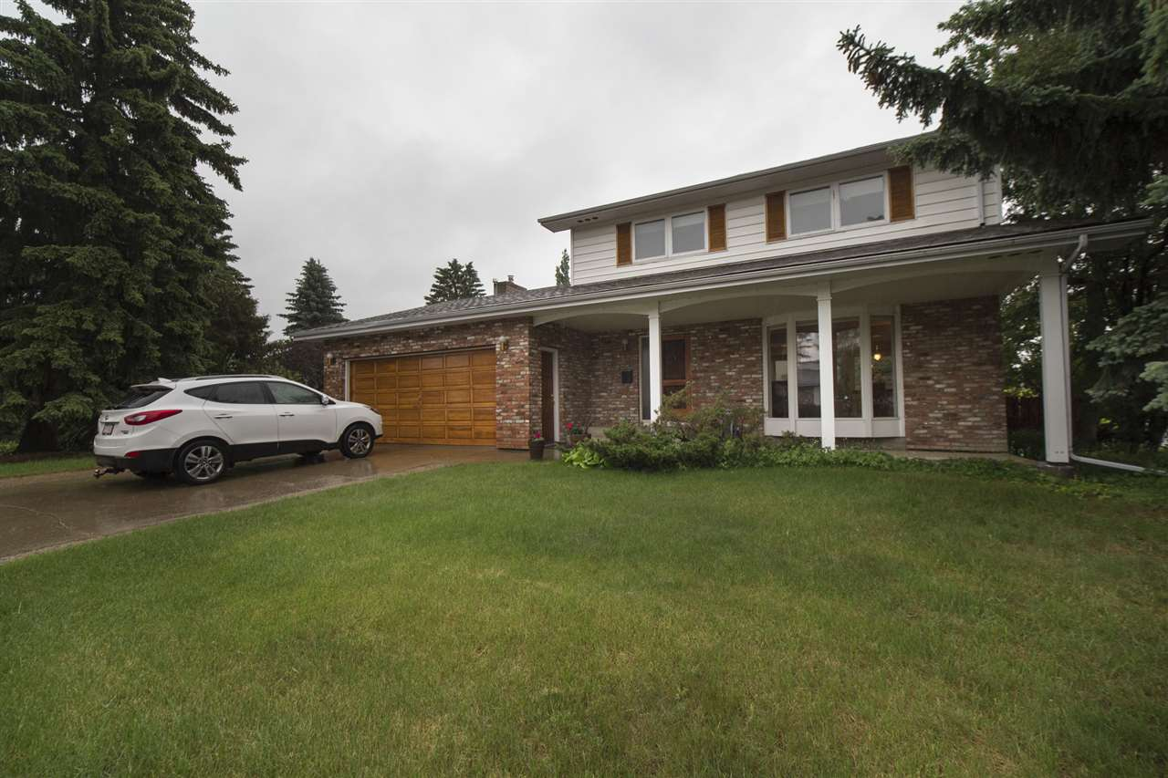 MLS® listing #E4163080 for sale located at 14707 63 Avenue