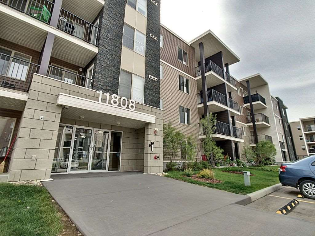 MLS® listing #E4163088 for sale located at 114 11808 22 Avenue