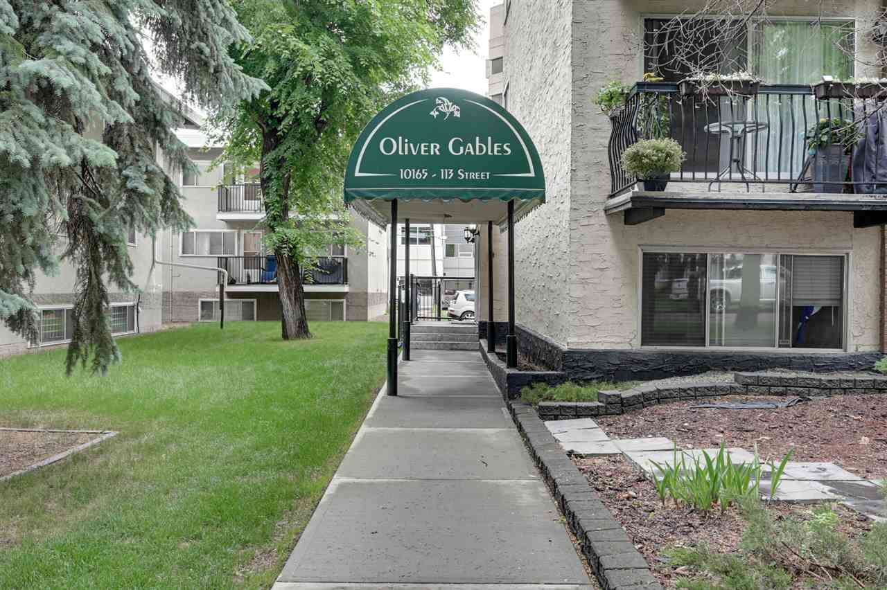 MLS® listing #E4163099 for sale located at 304 10165 113 Street