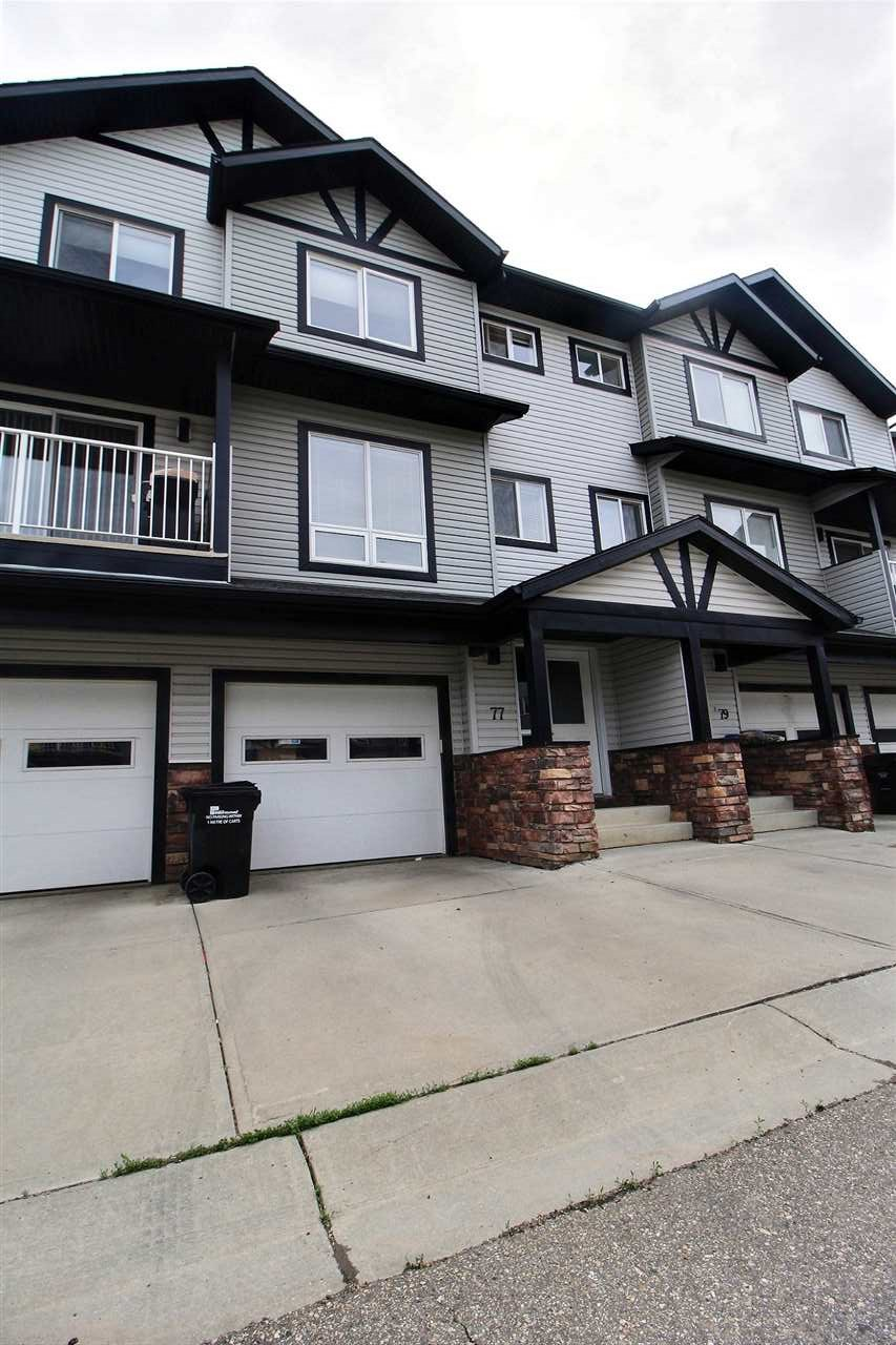 MLS® listing #E4163139 for sale located at 77 11 Clover Bar Lane