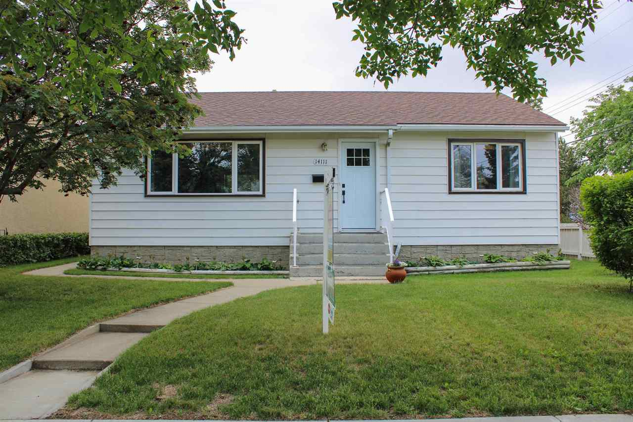 MLS® listing #E4163141 for sale located at 14111 124 Avenue