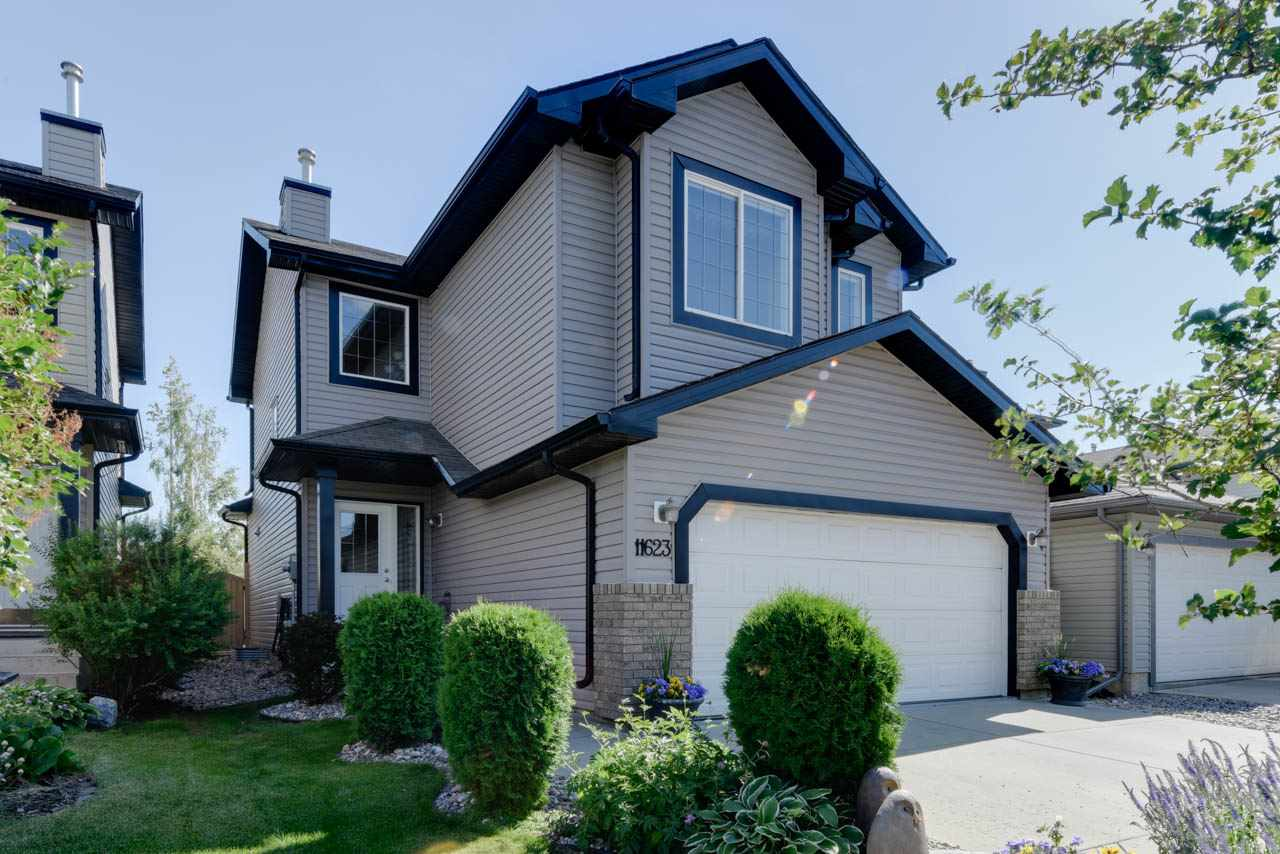 MLS® listing #E4163157 for sale located at 11623 167A Avenue