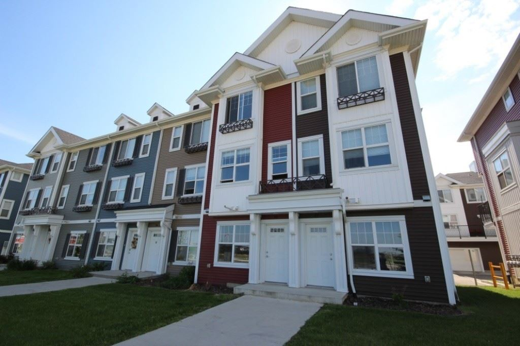 MLS® listing #E4163162 for sale located at 16 2803 JAMES MOWATT Trail