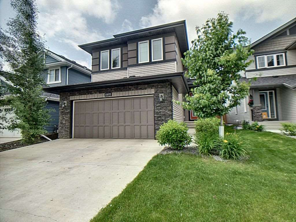 MLS® listing #E4163170 for sale located at 15872 10 Avenue