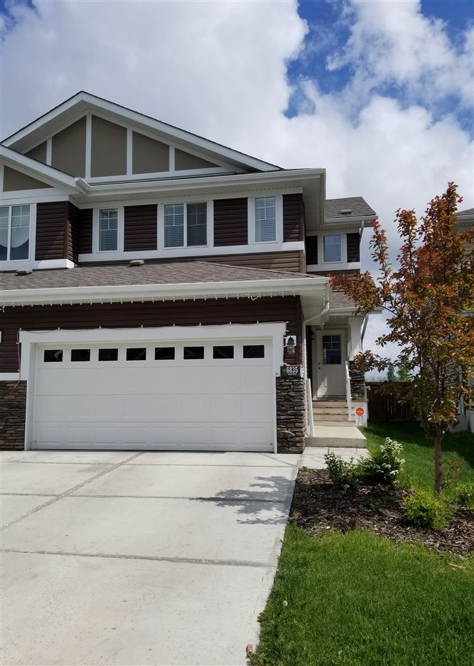 MLS® listing #E4163177 for sale located at 6835 EVANS Wynd