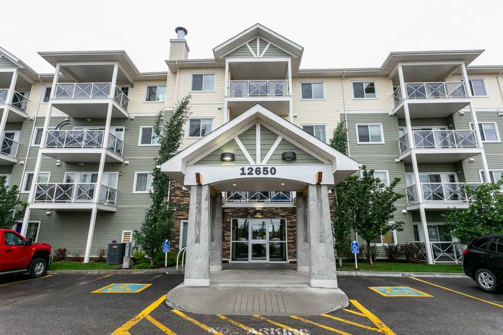 MLS® listing #E4163178 for sale located at 304 12650 142 Avenue