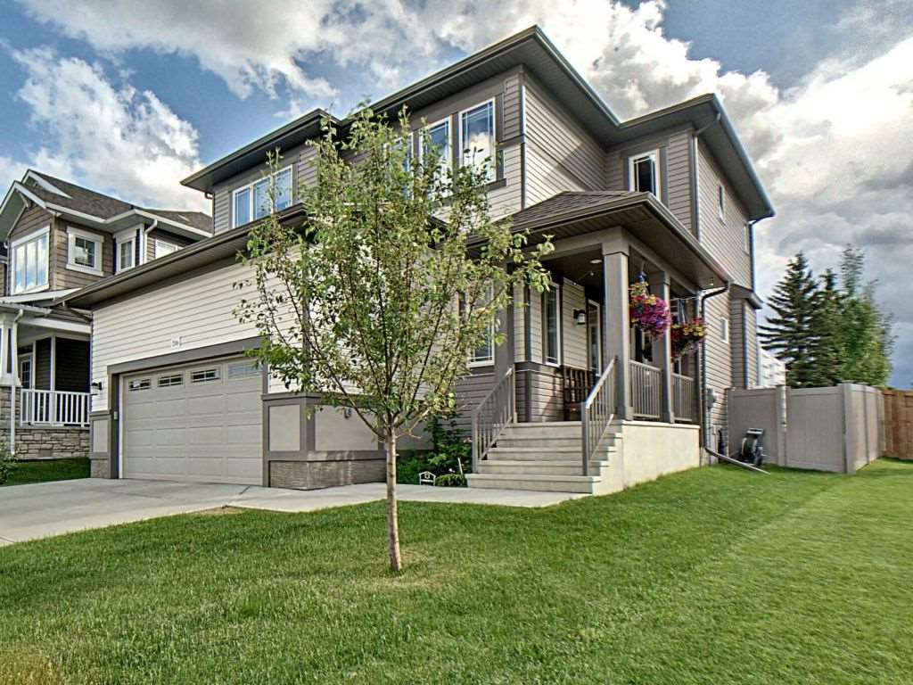 MLS® listing #E4163187 for sale located at 206 Reichert Drive