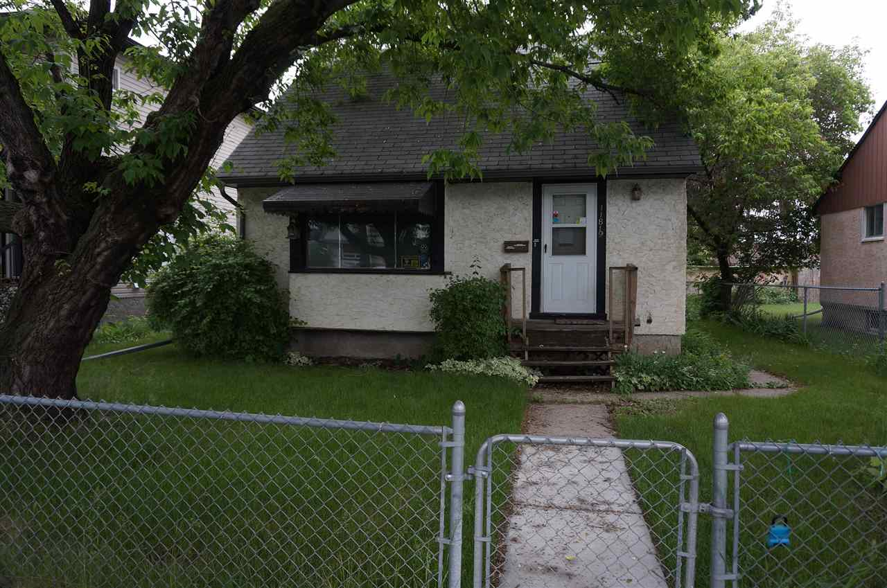 MLS® listing #E4163207 for sale located at 11819 126 Street