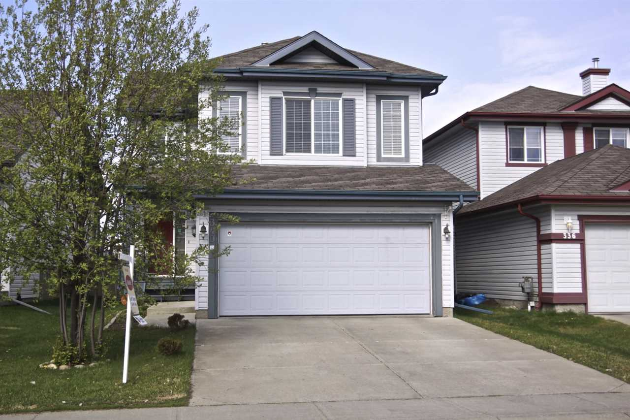 MLS® listing #E4163224 for sale located at 340 83 Street
