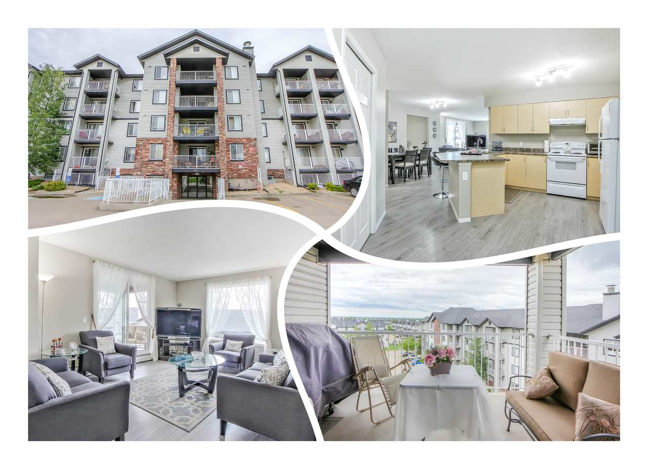 MLS® listing #E4163227 for sale located at 519 40 SUMMERWOOD Boulevard