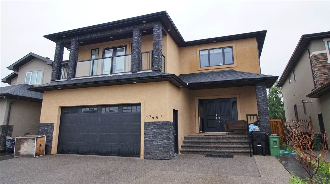 MLS® listing #E4163248 for sale located at 17467 107 Street