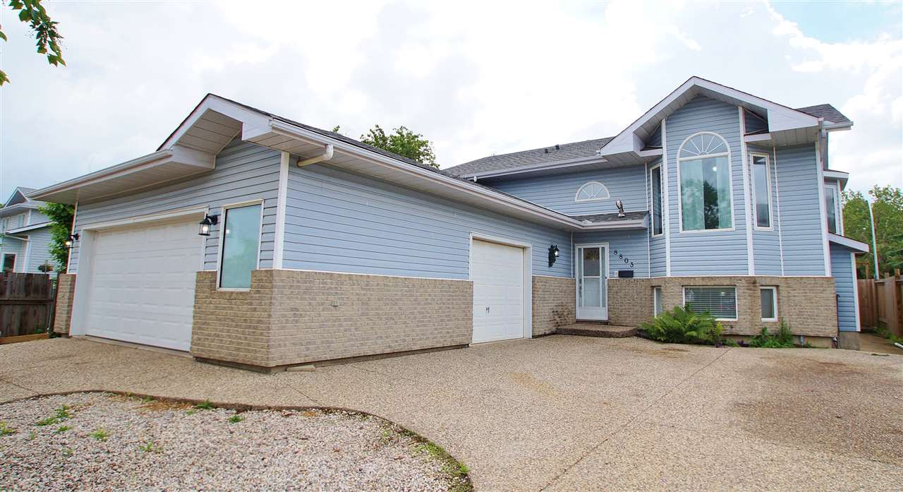 MLS® listing #E4163271 for sale located at 8803 24 Avenue