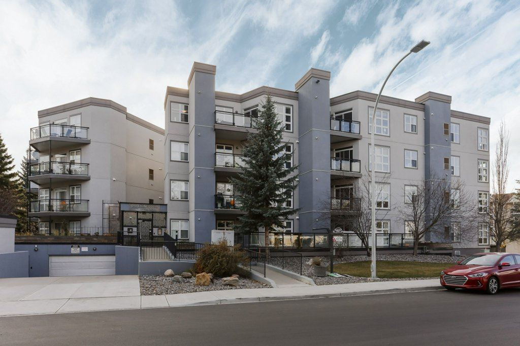 MLS® listing #E4163285 for sale located at 204 11933 106 Avenue