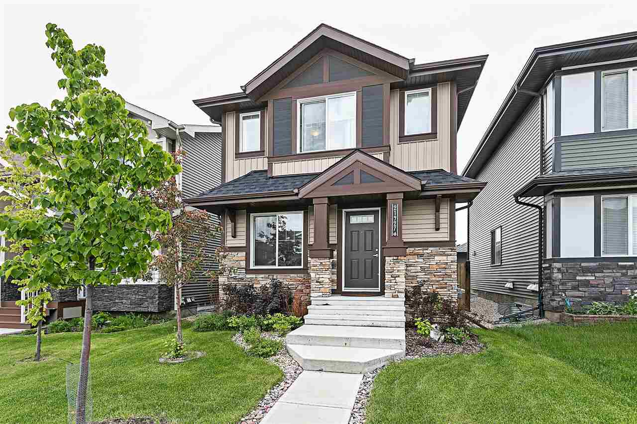 MLS® listing #E4163314 for sale located at 21927 91 Avenue