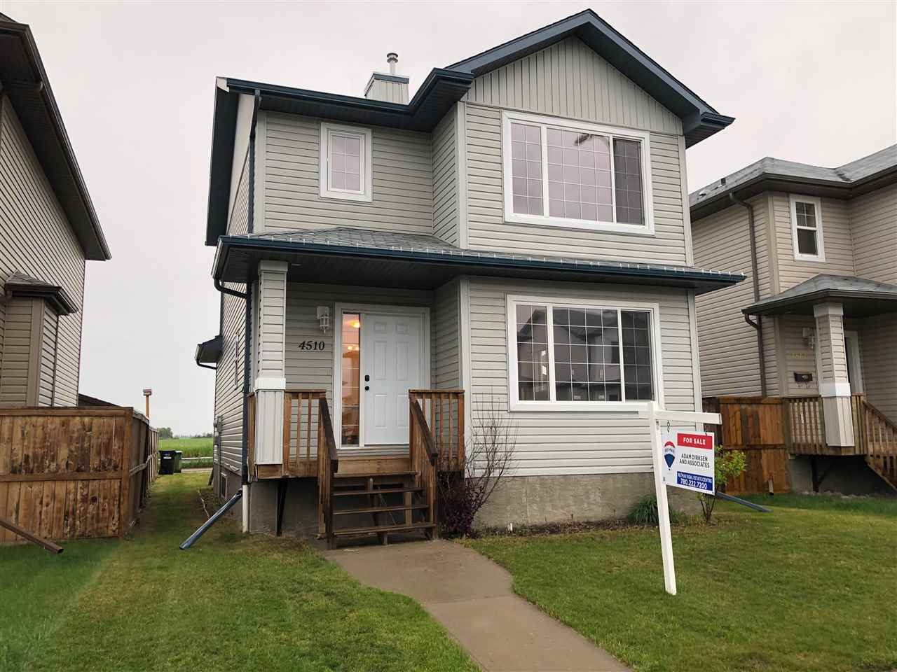 MLS® listing #E4163324 for sale located at 4510 75 Street