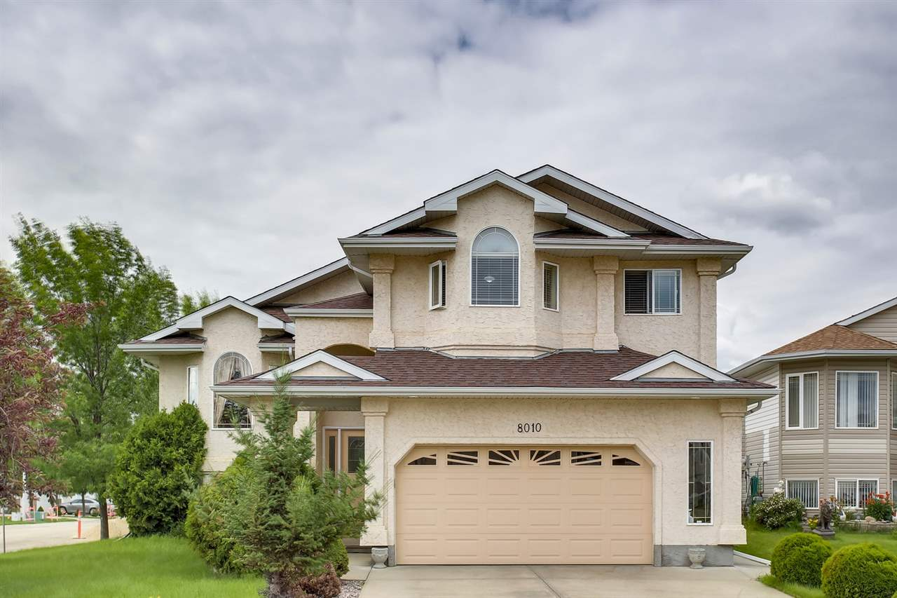 MLS® listing #E4163353 for sale located at 8010 164 Avenue