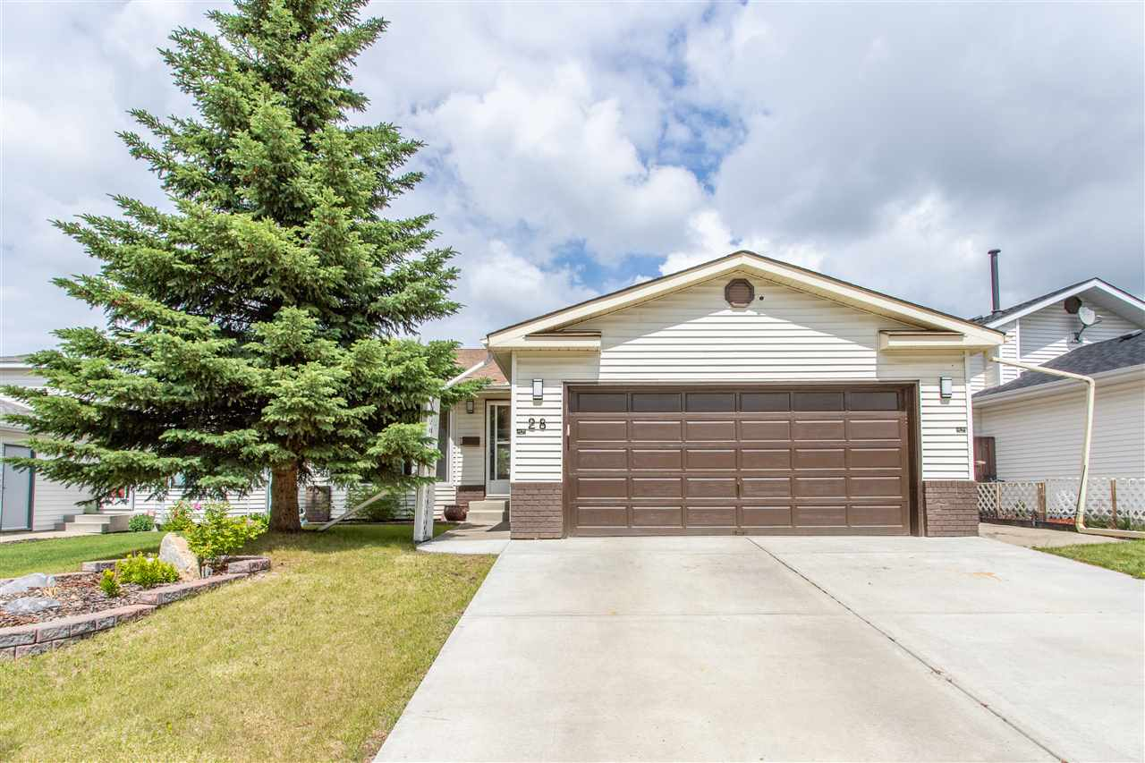 MLS® listing #E4163386 for sale located at 28 ACORN Crescent