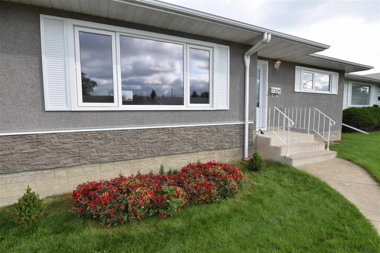 MLS® listing #E4163431 for sale located at 7204 135A Avenue