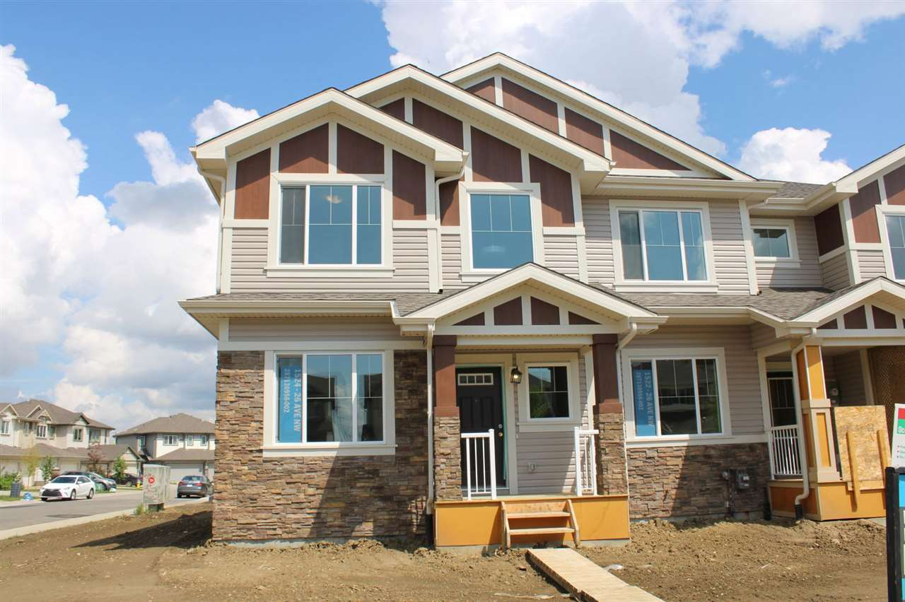 MLS® listing #E4163444 for sale located at 1524 26 Avenue
