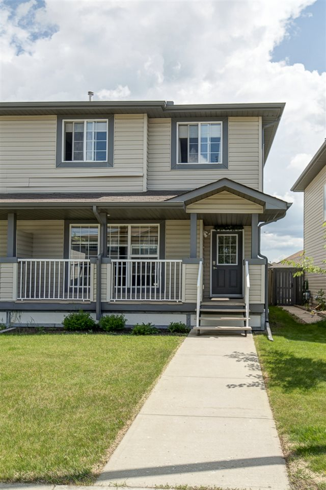 MLS® listing #E4163495 for sale located at 2813 26 Street