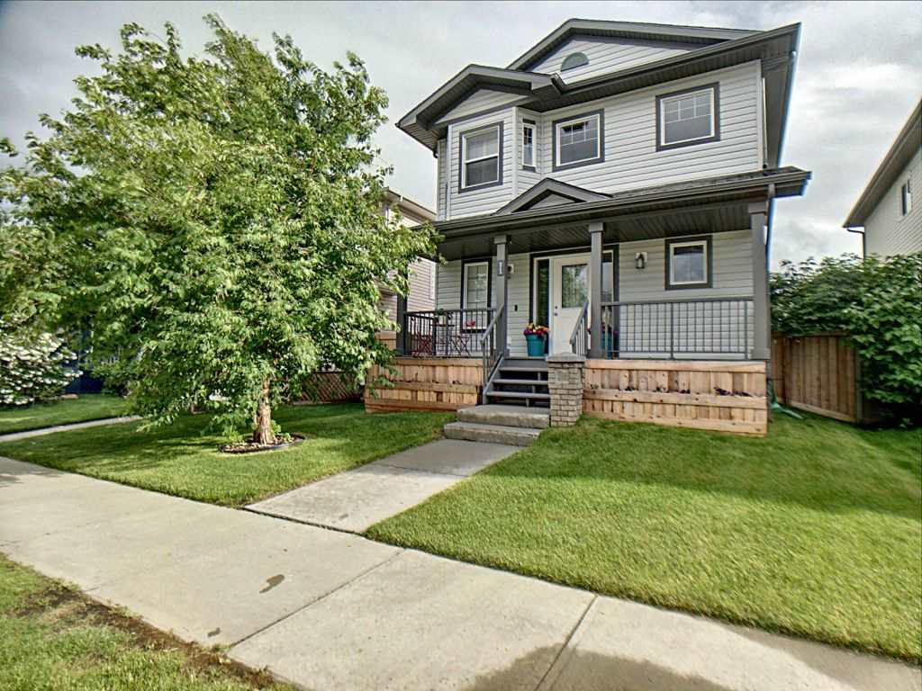 MLS® listing #E4163545 for sale located at 4713 160 Avenue