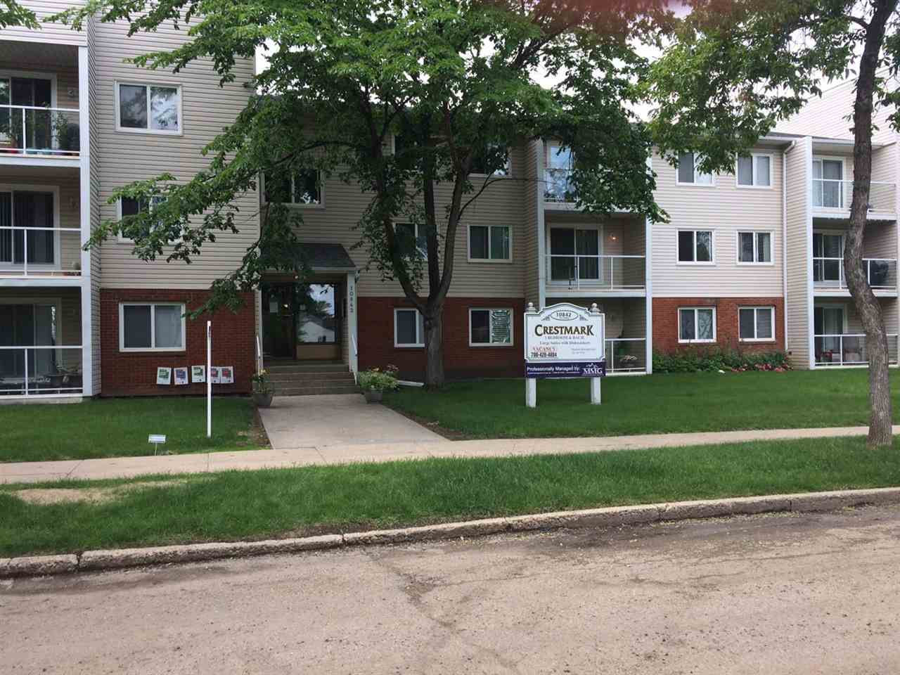 MLS® listing #E4163546 for sale located at 207 10842 107 Street