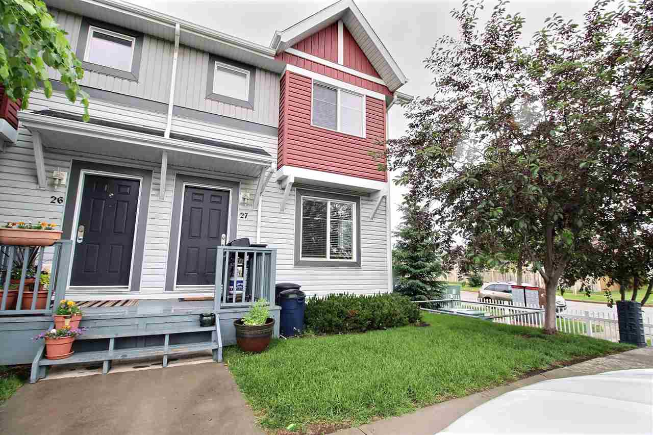 MLS® listing #E4163560 for sale located at 27 1404 HERMITAGE Road