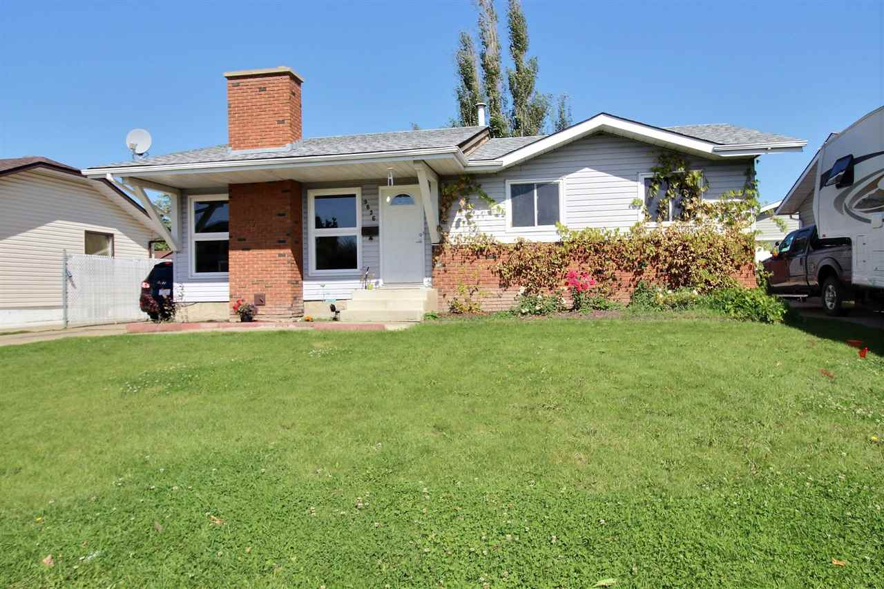 MLS® listing #E4163604 for sale located at 9836 165 Avenue