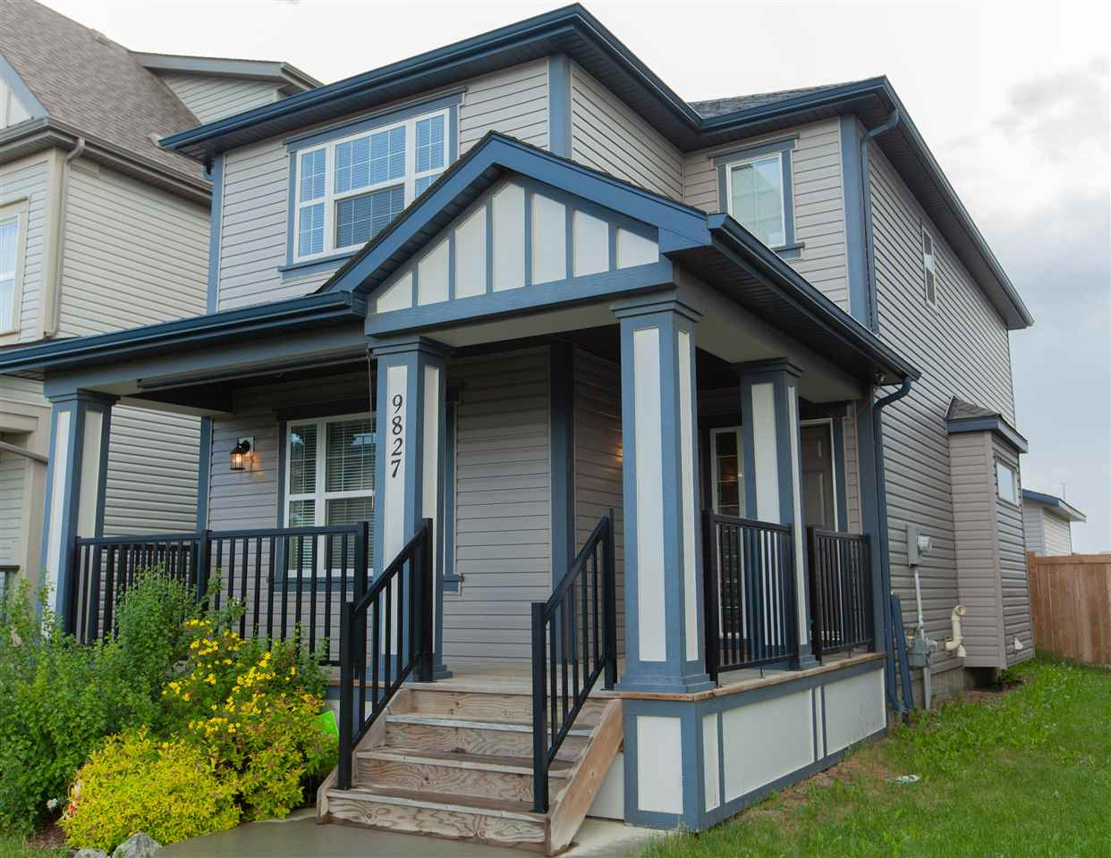 MLS® listing #E4163620 for sale located at 9827 220 Street