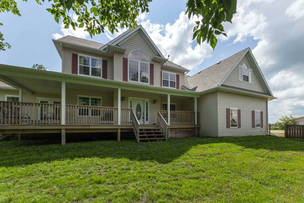 MLS® listing #E4163649 for sale located at 18045 Township Road 474