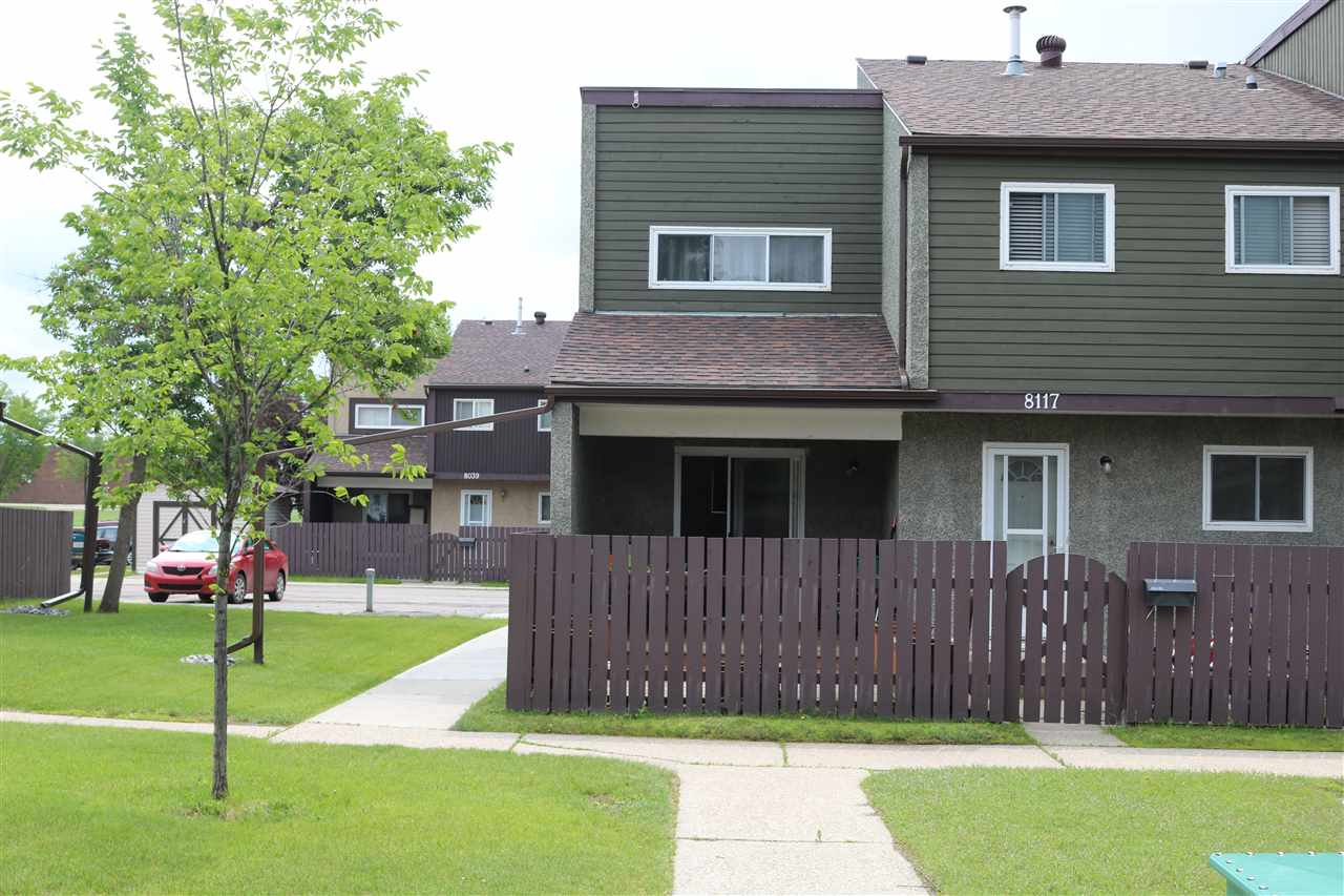 MLS® listing #E4163650 for sale located at 8117 27 Avenue