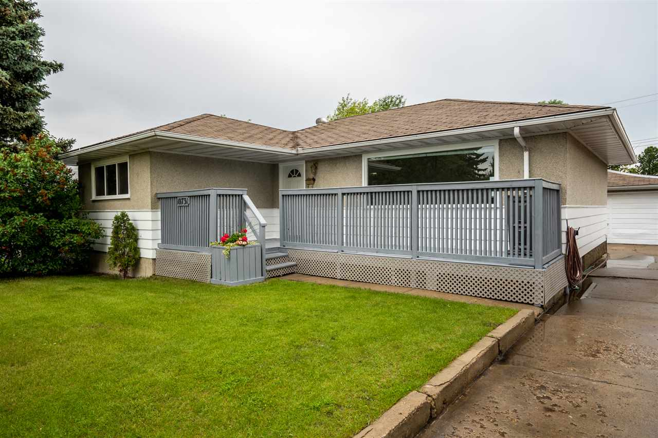 MLS® listing #E4163680 for sale located at 10731 50 Street