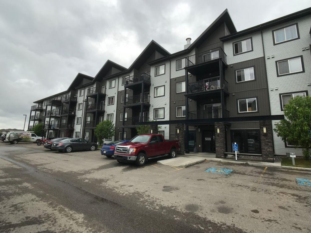 MLS® listing #E4163681 for sale located at 401 508 Albany Way