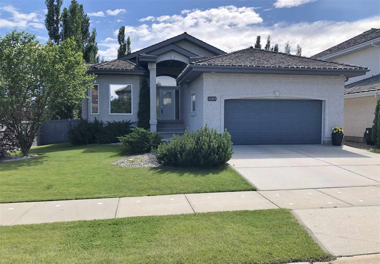 MLS® listing #E4163691 for sale located at 1203 DECKER Way