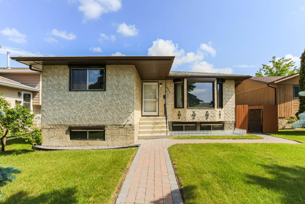MLS® listing #E4163706 for sale located at 6308 19 Avenue NW
